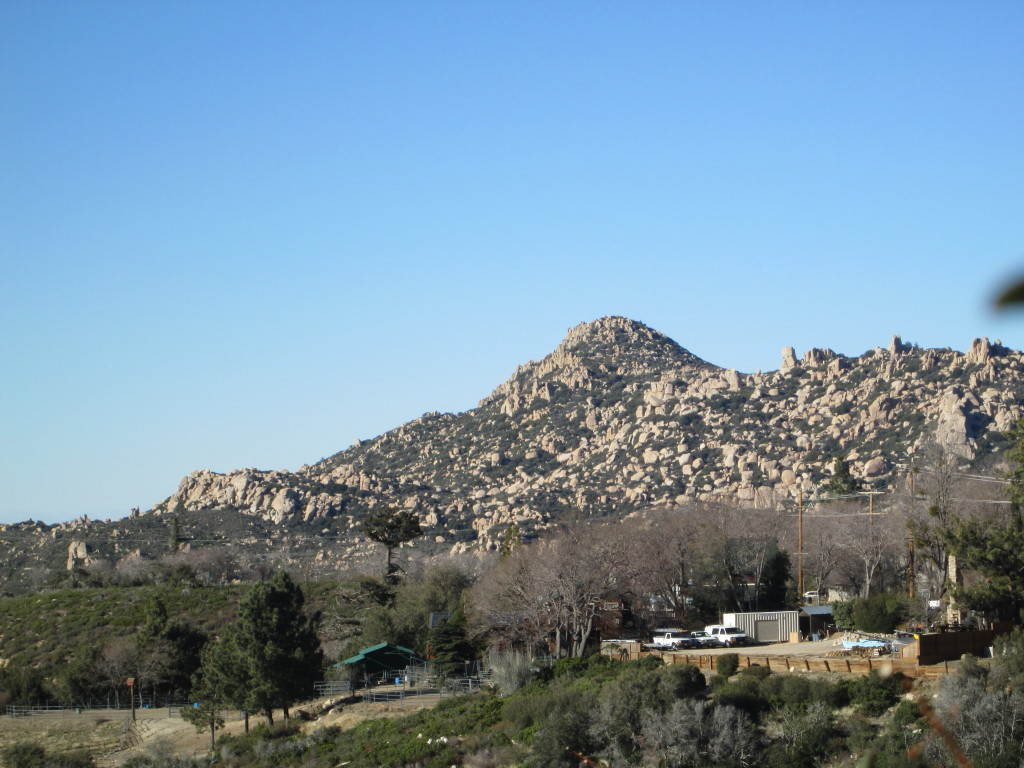 The Pinnacles remains an important landmark in my life.  I always adored
